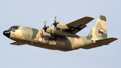 Photo ID 246096 by Bruno Geiger - Aviation Media. Oman Air Force Lockheed C 130H Hercules L 382, 501