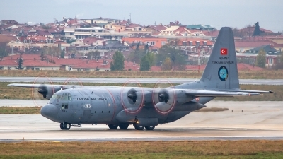 Photo ID 246097 by Bruno Geiger - Aviation Media. Turkey Air Force Lockheed C 130E Hercules L 382, 63 3187