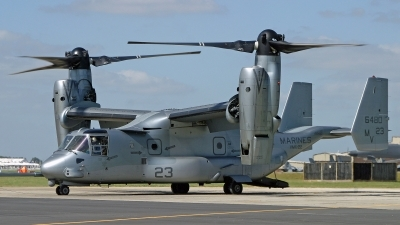 Photo ID 246131 by Peter Fothergill. USA Marines Bell Boeing MV 22B Osprey, 166480