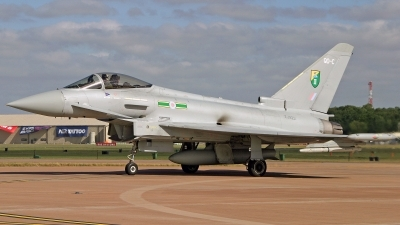 Photo ID 246160 by Peter Fothergill. UK Air Force Eurofighter Typhoon F2, ZJ922