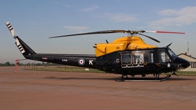 Photo ID 246200 by Peter Fothergill. UK Air Force Bell 412EP Griffin HT1, ZJ708