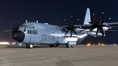 Photo ID 246213 by Dayon Wong. USA Navy Lockheed C 130T Hercules L 382, 165161