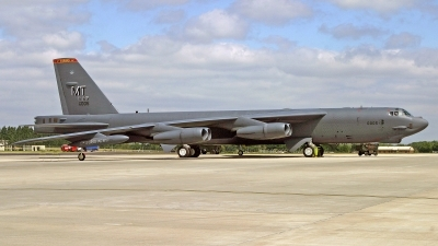 Photo ID 246331 by Peter Fothergill. USA Air Force Boeing B 52H Stratofortress, 60 0005