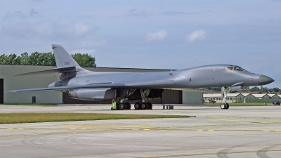 Photo ID 246299 by Peter Fothergill. USA Air Force Rockwell B 1B Lancer, 85 0090