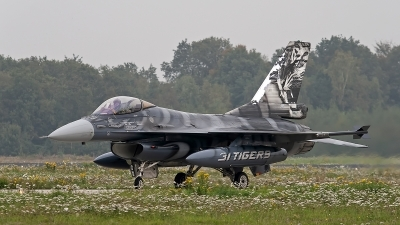Photo ID 246384 by Niels Roman / VORTEX-images. Belgium Air Force General Dynamics F 16AM Fighting Falcon, FA 87
