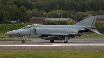 Photo ID 248578 by Niels Roman / VORTEX-images. Germany Air Force McDonnell Douglas F 4F Phantom II, 38 64