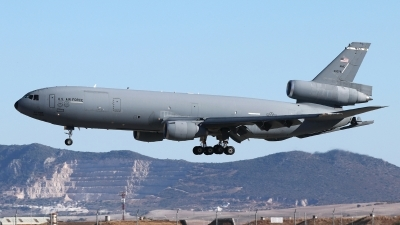 Photo ID 246339 by Manuel Fernandez. USA Air Force McDonnell Douglas KC 10A Extender DC 10 30CF, 83 0076