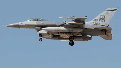 Photo ID 246366 by Misael Ocasio Hernandez. USA Air Force General Dynamics F 16C Fighting Falcon, 91 0383