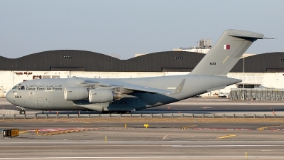 Photo ID 246375 by Misael Ocasio Hernandez. Qatar Emiri Air Force Boeing C 17A Globemaster III, A7 MAO