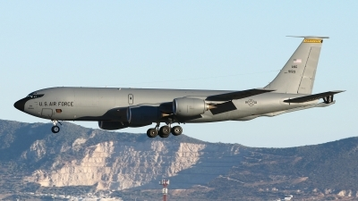 Photo ID 246368 by Manuel Fernandez. USA Air Force Boeing KC 135R Stratotanker 717 148, 59 1519