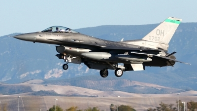 Photo ID 246370 by Manuel Fernandez. USA Air Force General Dynamics F 16C Fighting Falcon, 90 0702