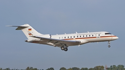 Photo ID 246398 by Dieter Linemann. Germany Air Force Bombardier BD 700 1A11 Global 5000, 14 02