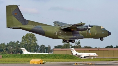 Photo ID 246400 by Dieter Linemann. Germany Air Force Transport Allianz C 160D, 50 40