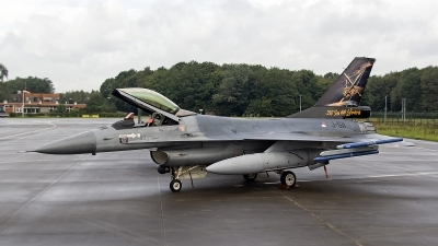 Photo ID 246413 by Niels Roman / VORTEX-images. Netherlands Air Force General Dynamics F 16AM Fighting Falcon, J 511
