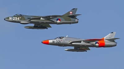Photo ID 246442 by Niels Roman / VORTEX-images. Private DHHF Dutch Hawker Hunter Foundation Hawker Hunter T8C, G BWGL