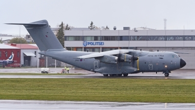 Photo ID 246450 by Andrey Nesvetaev. UK Air Force Airbus Atlas C1 A400M, ZM412