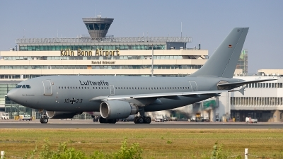 Photo ID 246444 by markus altmann. Germany Air Force Airbus A310 304MRTT, 10 23