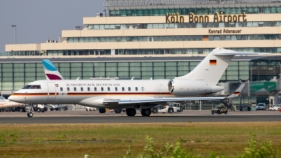 Photo ID 246445 by markus altmann. Germany Air Force Bombardier BD 700 1A10 Global Express, 14 06
