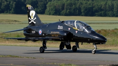 Photo ID 246488 by Niels Roman / VORTEX-images. UK Air Force British Aerospace Hawk T 1A, XX285