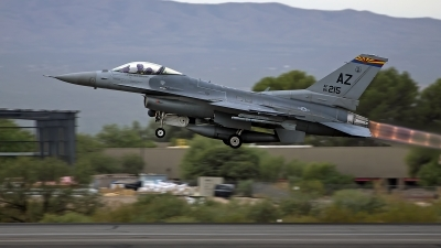 Photo ID 246509 by Niels Roman / VORTEX-images. USA Air Force General Dynamics F 16C Fighting Falcon, 86 0215