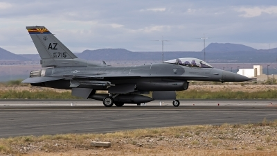 Photo ID 246538 by Niels Roman / VORTEX-images. USA Air Force General Dynamics F 16C Fighting Falcon, 90 0715