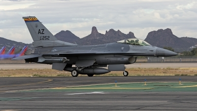 Photo ID 246512 by Niels Roman / VORTEX-images. USA Air Force General Dynamics F 16C Fighting Falcon, 86 0252