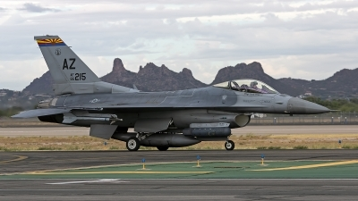 Photo ID 246510 by Niels Roman / VORTEX-images. USA Air Force General Dynamics F 16C Fighting Falcon, 86 0215