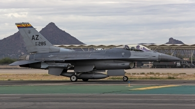 Photo ID 246547 by Niels Roman / VORTEX-images. USA Air Force General Dynamics F 16C Fighting Falcon, 86 0285