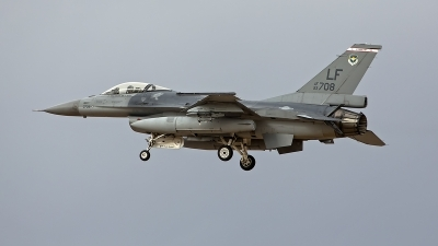 Photo ID 246519 by Niels Roman / VORTEX-images. USA Air Force General Dynamics F 16A Fighting Falcon, 93 0708