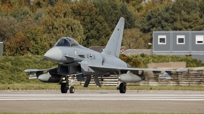 Photo ID 246544 by Frank Kloppenburg. Germany Air Force Eurofighter EF 2000 Typhoon S, 30 28