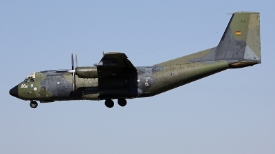 Photo ID 246533 by Fernando Sousa. Germany Air Force Transport Allianz C 160D, 50 42