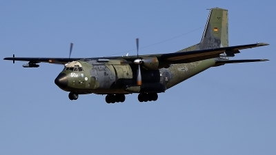 Photo ID 246534 by Fernando Sousa. Germany Air Force Transport Allianz C 160D, 50 42