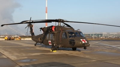 Photo ID 246536 by Chris Hauser. USA Army Sikorsky HH 60M Black Hawk S 70A, 16 20866