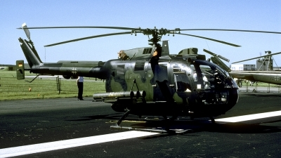 Photo ID 246537 by Joop de Groot. Germany Army MBB Bo 105P PAH 1, 86 41