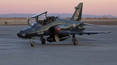 Photo ID 250756 by Niels Roman / VORTEX-images. Canada Air Force BAE Systems CT 155 Hawk Hawk Mk 115, 155213