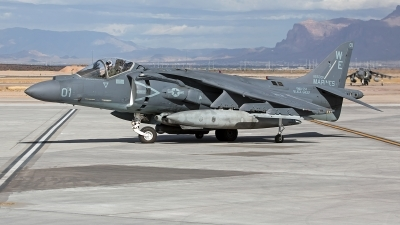 Photo ID 246571 by Niels Roman / VORTEX-images. USA Marines McDonnell Douglas AV 8B Harrier ll, 165001