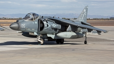 Photo ID 246738 by Niels Roman / VORTEX-images. USA Marines McDonnell Douglas AV 8B Harrier ll, 165429