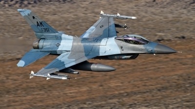Photo ID 246609 by Niels Roman / VORTEX-images. USA Air Force General Dynamics F 16C Fighting Falcon, 86 0351