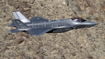 Photo ID 246593 by Niels Roman / VORTEX-images. USA Air Force Lockheed Martin F 35A Lightning II, 15 5121