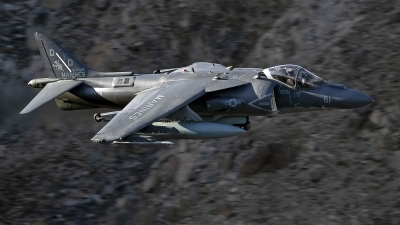 Photo ID 246616 by Niels Roman / VORTEX-images. USA Marines McDonnell Douglas AV 8B Harrier ll, 164549