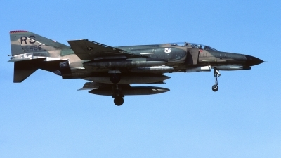 Photo ID 246606 by Sergio Gava. USA Air Force McDonnell Douglas F 4E Phantom II, 72 1486
