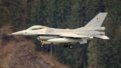 Photo ID 246736 by Sven Zimmermann. Belgium Air Force General Dynamics F 16AM Fighting Falcon, FA 56