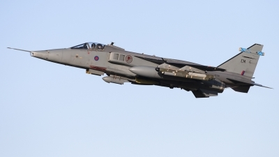 Photo ID 246822 by Chris Lofting. UK Air Force Sepecat Jaguar GR3A, XZ396