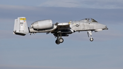 Photo ID 247274 by Niels Roman / VORTEX-images. USA Air Force Fairchild A 10C Thunderbolt II, 79 0167