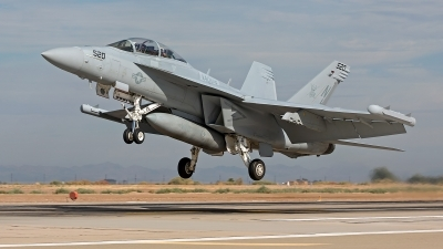 Photo ID 247500 by Niels Roman / VORTEX-images. USA Navy Boeing EA 18G Growler, 168766