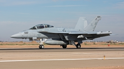 Photo ID 247501 by Niels Roman / VORTEX-images. USA Navy Boeing EA 18G Growler, 168766