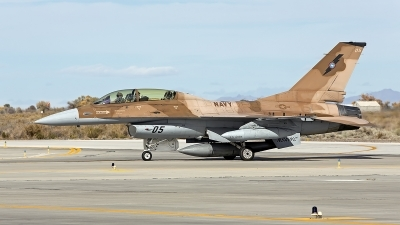 Photo ID 247002 by Niels Roman / VORTEX-images. USA Navy General Dynamics F 16B Fighting Falcon, 920459