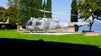 Photo ID 247013 by Marco Jin. Italy Air Force Agusta Bell AB 204B, MM80357