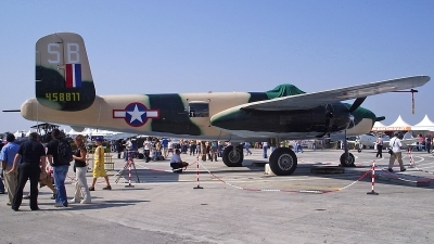 Photo ID 247145 by Fernando Sousa. Private Private North American B 25J Mitchell, HB RDE