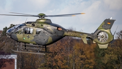 Photo ID 247088 by Jens Wiemann. Germany Army Eurocopter EC 135T1, 82 60